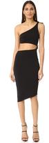 Bec & Bridge Onyx Asymmetrical Dress