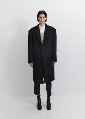 we11done Felt Long Coat