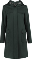 Joseph Garance hooded wool and cashmere-blend coat