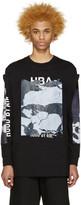 Hood by Air Black Raw Box Squared T-shirt