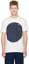 Blue Blue Japan White Flag T-Shirt