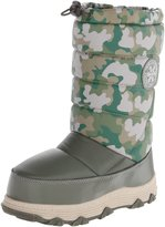 Khombu Juniper Pull Snow Boot (Toddler/Little Kid/Big Kid),Green