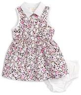 Kate Spade Infant Girl's Floral Print Shirtdress