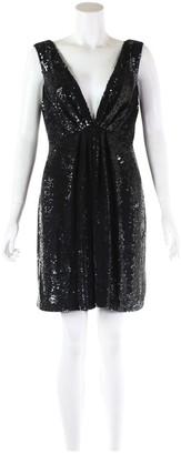 Joseph Black Glitter Dresses