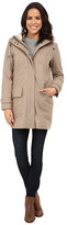Cole Haan 4-in-1 Hooded Parka with Removable and Reversible Liner Bomber Jacket