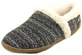 Toms Black White Boucle Slippers 10007387 Womens 5
