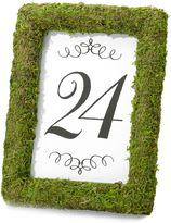Lillian Rose Lillian RoseTM Moss 4-Inch x 6-Inch Table Frame in Green
