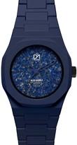 D1 Milano MA 04 Blue Polymer Watch
