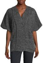 Zero Maria Cornejo Saban Oversized Short-Sleeve Jacket
