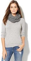 New York & Co. Waverly Crewneck Sweater - Embellished