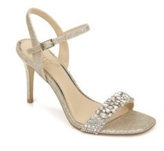 Badgley Mischka Natasha Evening Dress Sandal Women's Shoes