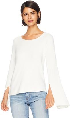 Ramy Brook Women's Audrina Dramatic Sleeve Sweater