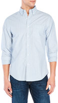 Alex Mill Ryder Stripe Patch Pocket Sport Shirt