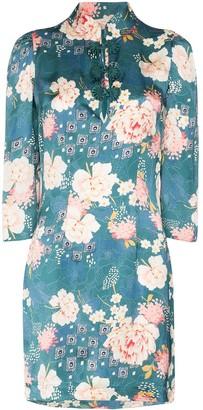 By Ti Mo Chinoise shift dress