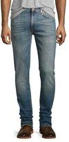 Nudie Jeans Lean Dean Skinny Jeans, Blue