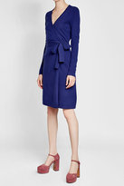 Diane von Furstenberg Cashmere Wrap Dress