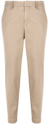 Brunello Cucinelli Slim-Fit Chino Trousers