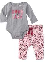 Jessica Simpson Girls' 2pc Bodysuit & Pant Set.