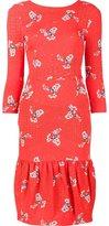 Preen by Thornton Bregazzi floral print dress