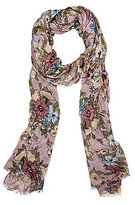 Patricia Nash Dusty Rose Collection Scarf