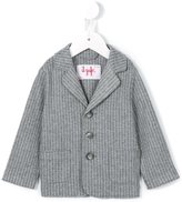 Il Gufo checked blazer - kids - Cotton - 9 mth