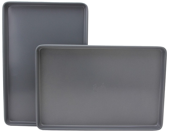 Emerilware Emeril - 2-Piece 17 Baking Sheet Set (Carbon Steel) - Home