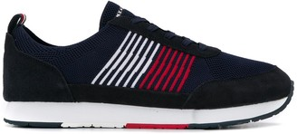 Tommy Hilfiger Mesh Lace-Up Sneakers