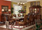 Acme Furniture - Dining Table w/Double Pedestal