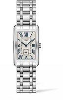 Longines Women's Steel Bracelet & Case Swiss Quartz Dial Watch L55124716