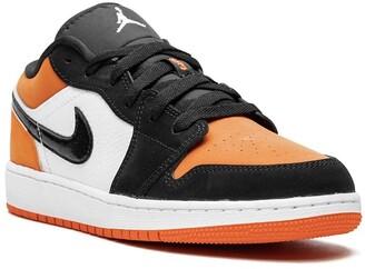 Nike Kids TEEN Air Jordan 1 Low (GS) shattered backboard