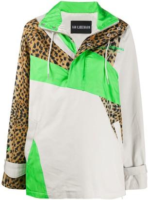 Han Kjobenhavn Patchwork Pullover Jacket