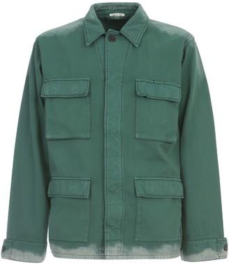 Marni Denim Military Jacket 4 Pockets