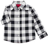 Guess Check Cotton Collared Shirt