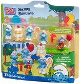 Mega Bloks Smurf's Celebration
