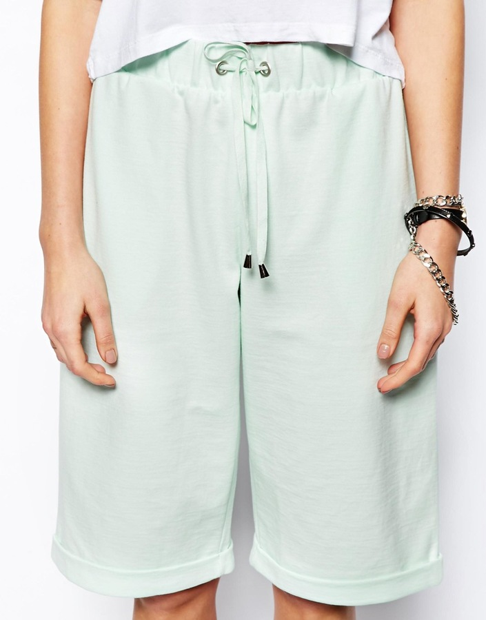 Asos Longline Boy Shorts