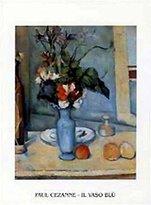 Cezanne 1art1 Posters: Paul Poster Art Print - Il Vaso Blù (32 x 24 inches)