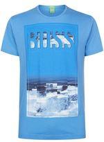 BOSS GREEN Beach Logo T-Shirt