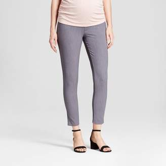 Ingrid & Isabel Isabel Maternity by Maternity Crossover Panel Ankle Skinny Trouser - Isabel Maternity by