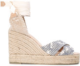 Castaner wedged espadrilles - women - Cotton/Leather/rubber - 36