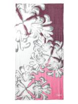 Diane von Furstenberg Fleur landscape-print Hanover scarf