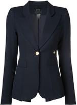 Smythe single breasted blazer -Blue
