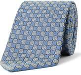 Eton 2 Colour Floral Tie