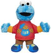 Playskool Sesame Street Talking 123 Cookie Monster Figure by Hasbro