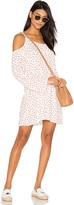 Michael Lauren Gillas Open Shoulder Dress