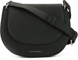 Loeffler Randall Saddle-Style Crossbody Bag