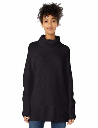 Goodthreads Amazon Brand Women's Boucle Turtleneck Sweater
