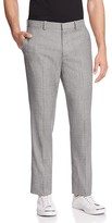 Theory Norwood Micro Houndstooth Slim Fit Trousers