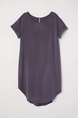 H&M Viscose T-shirt Dress