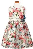 Sorbet Floral Party Dress
