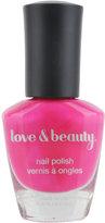 Love 21 Neon Pink Nail Polish